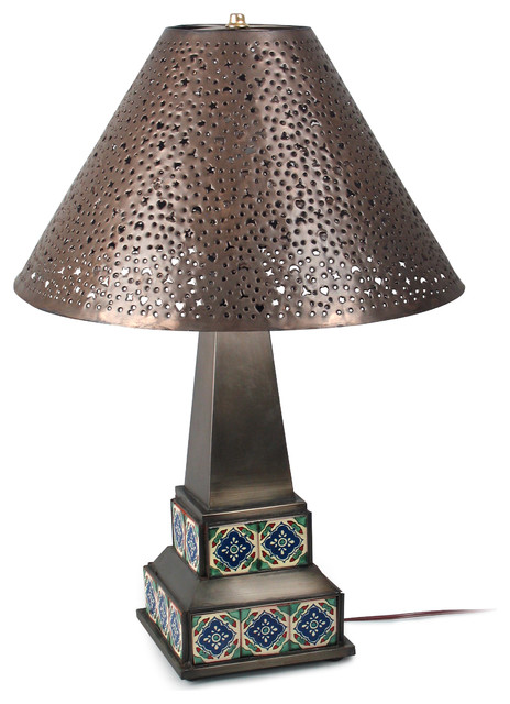 craftsman table lamps photo - 7