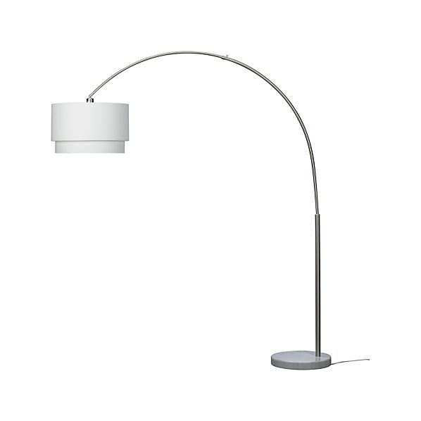 crate and barrel floor lamp photo - 10