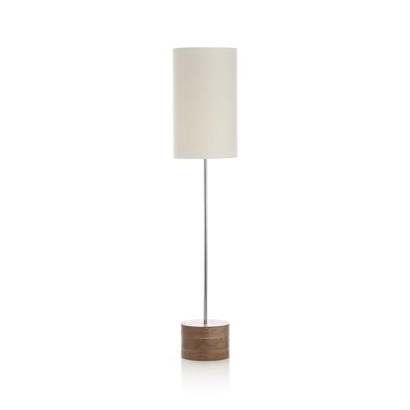 crate and barrel floor lamp photo - 4