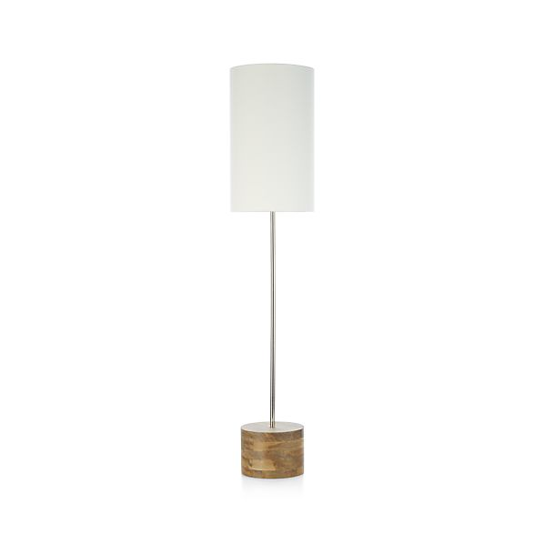 crate and barrel floor lamp photo - 7