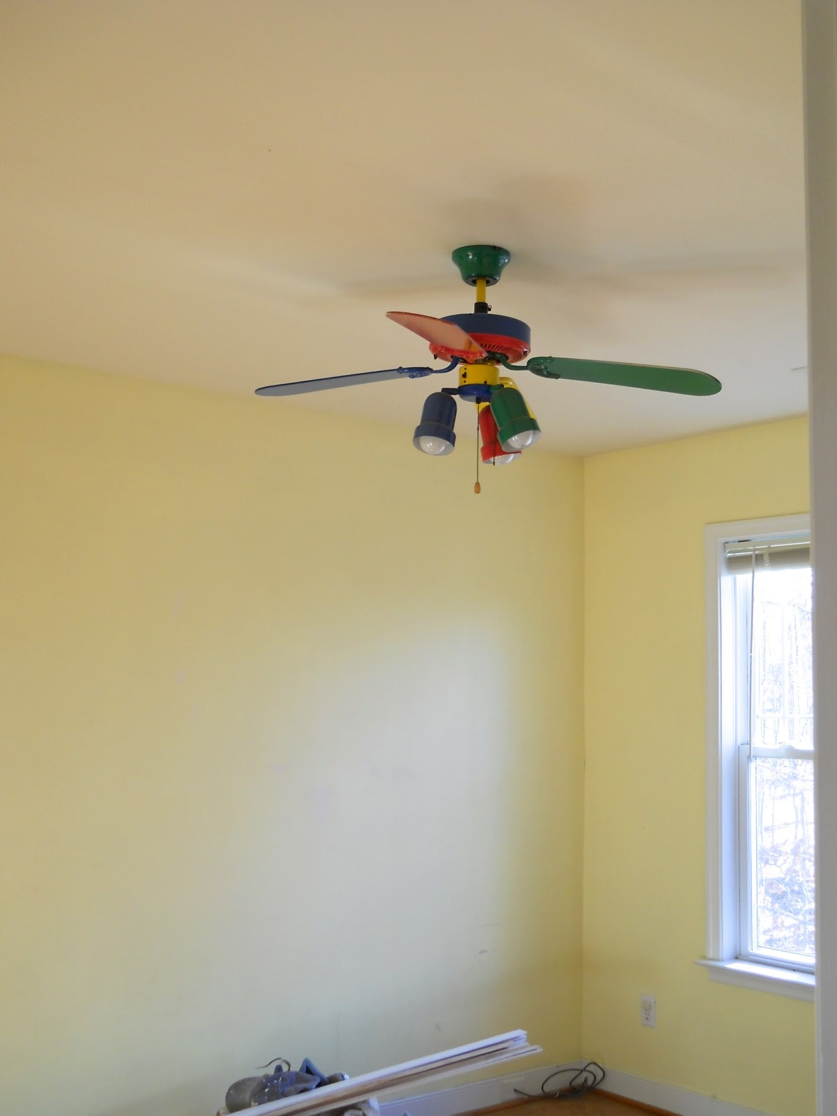 crayon ceiling fan photo - 7
