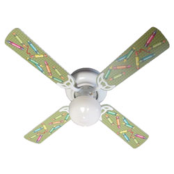 crayon ceiling fan photo - 8
