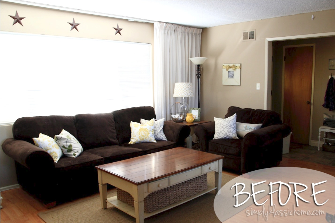 Living Room Decorating Ideas Brown Couch living room brown color scheme - nakicphotography