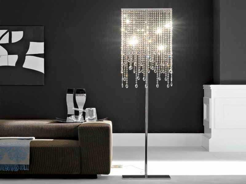 crystal ball lamps photo - 10