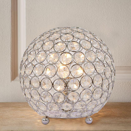 crystal ball lamps photo - 3