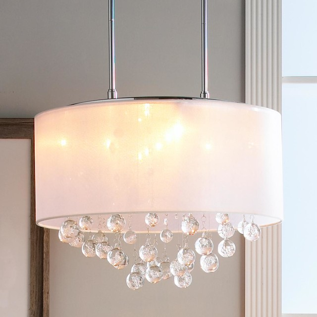 crystal ball lamps photo - 4
