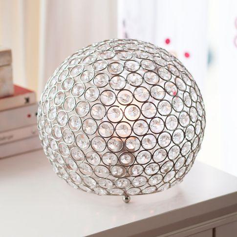 crystal ball lamps photo - 6