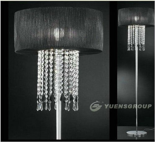 crystal chandelier lamp photo 6