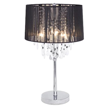crystal chandelier table lamps photo - 3