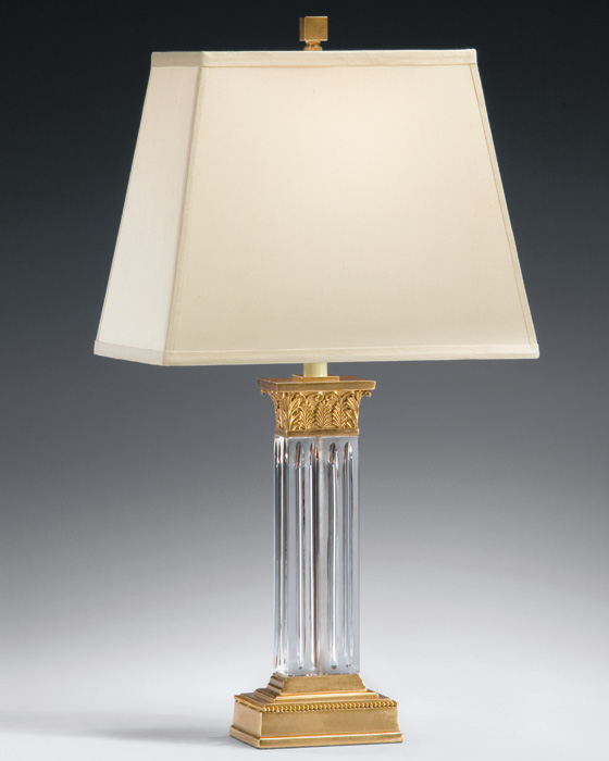 Crystal Column Table Lamp 10 Reasons To Buy Warisan