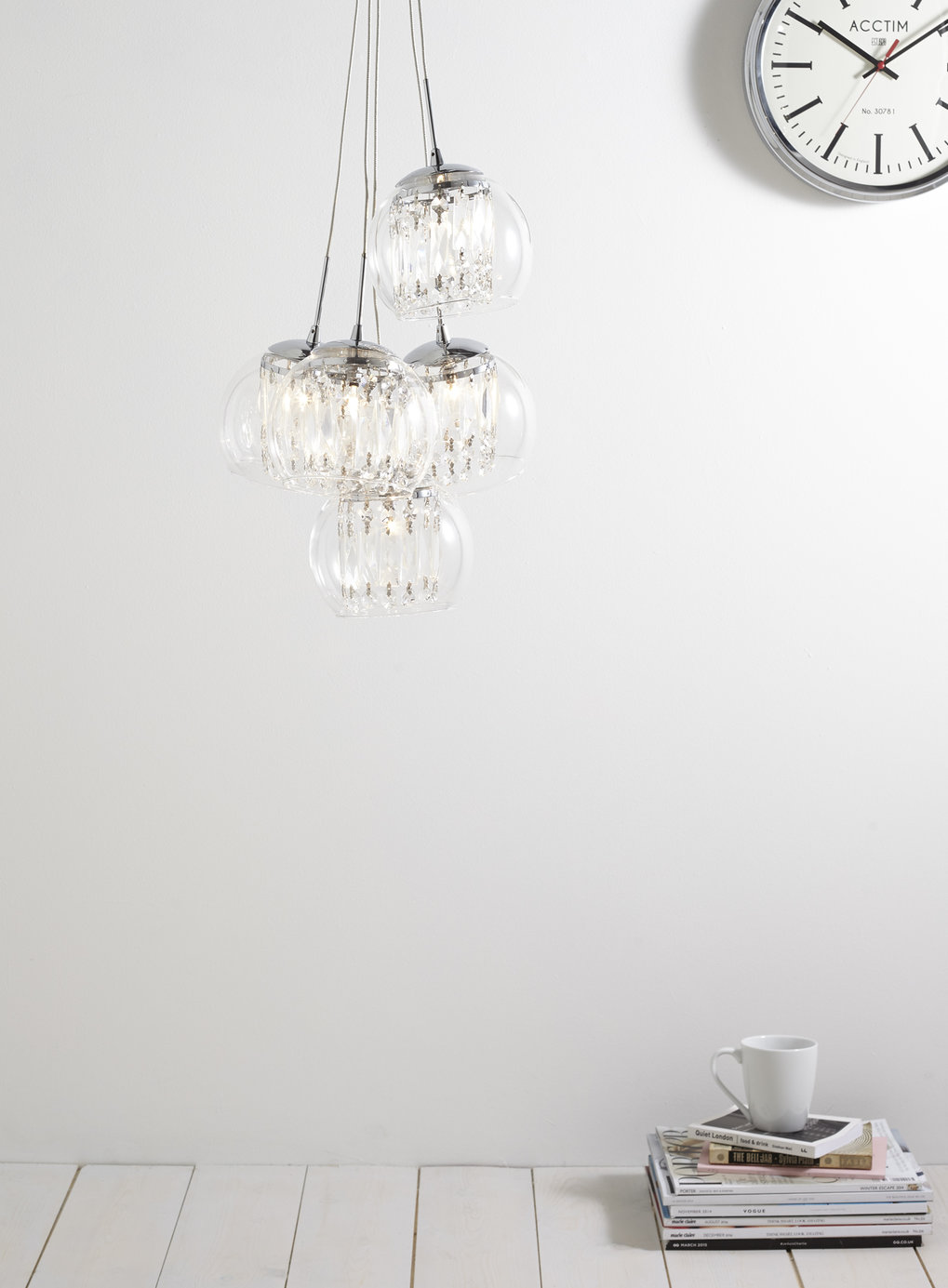 crystal pendant ceiling lights photo - 1