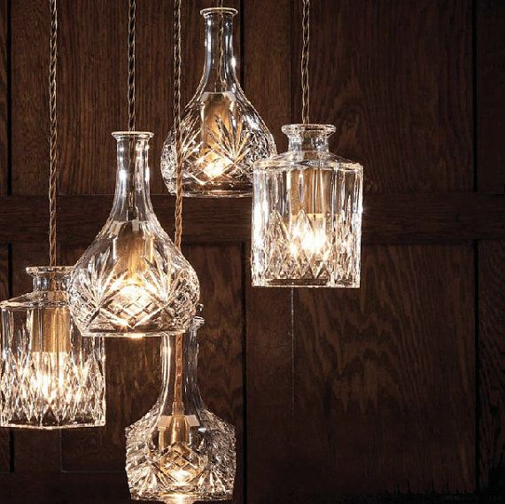crystal pendant ceiling lights photo - 10