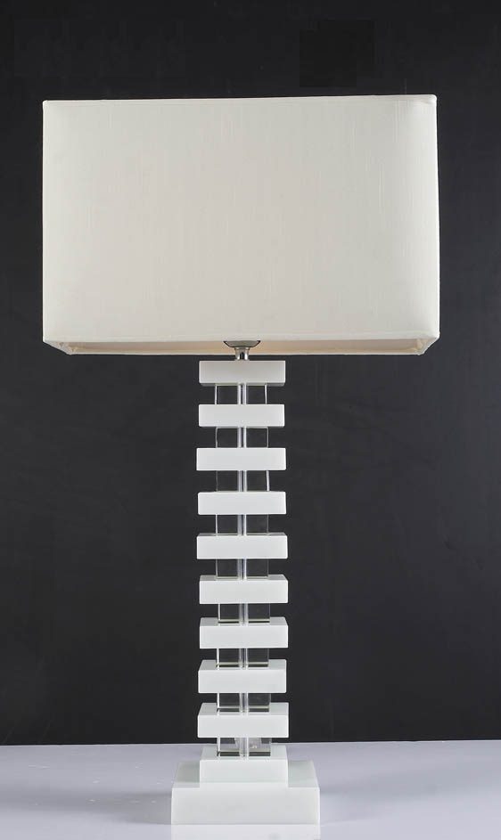 crystal table lamps photo - 4