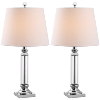crystal table lamps photo - 6