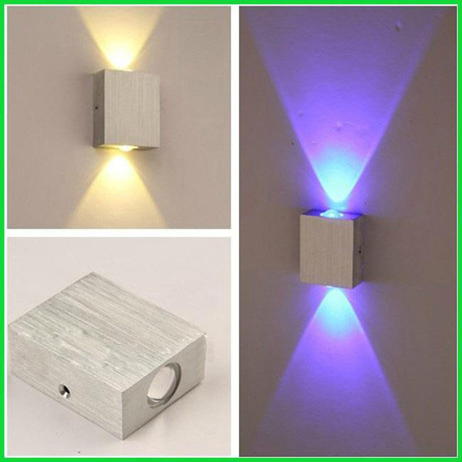 cube wall lights photo - 8