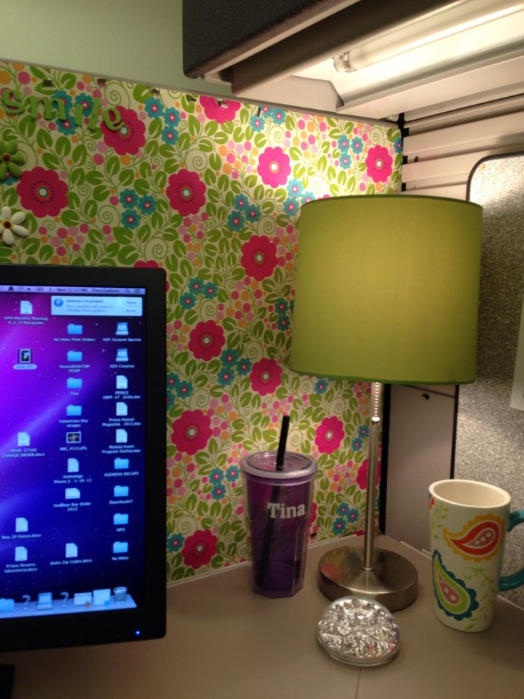 cubicle lamp photo - 1