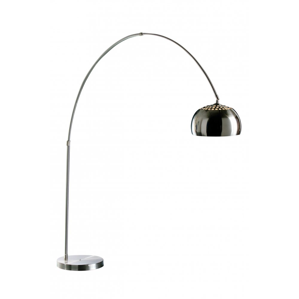 curved floor lamps photo - 3