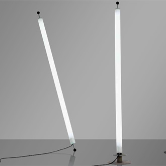 cylinder floor lamp photo - 9