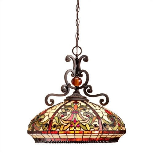 dale tiffany ceiling lights photo - 3