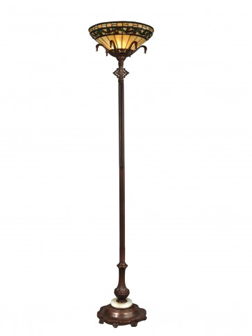 dale tiffany floor lamps photo - 7
