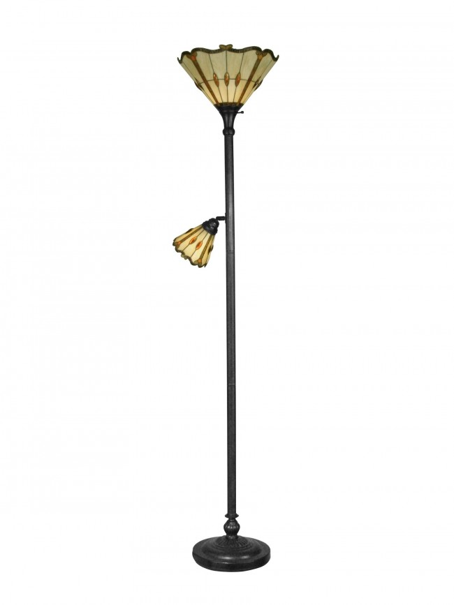 dale tiffany floor lamps photo - 8