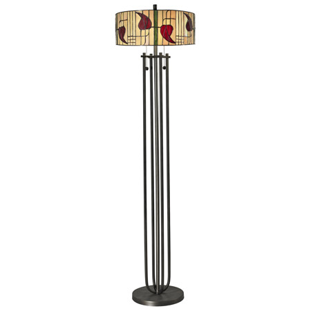 dale tiffany floor lamps photo - 9