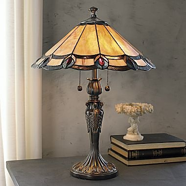 dale tiffany lamps photo - 1