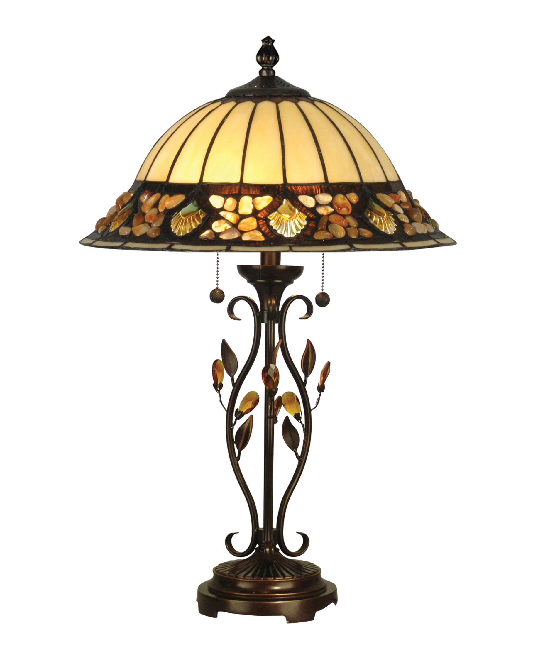 dale tiffany lamps photo - 2