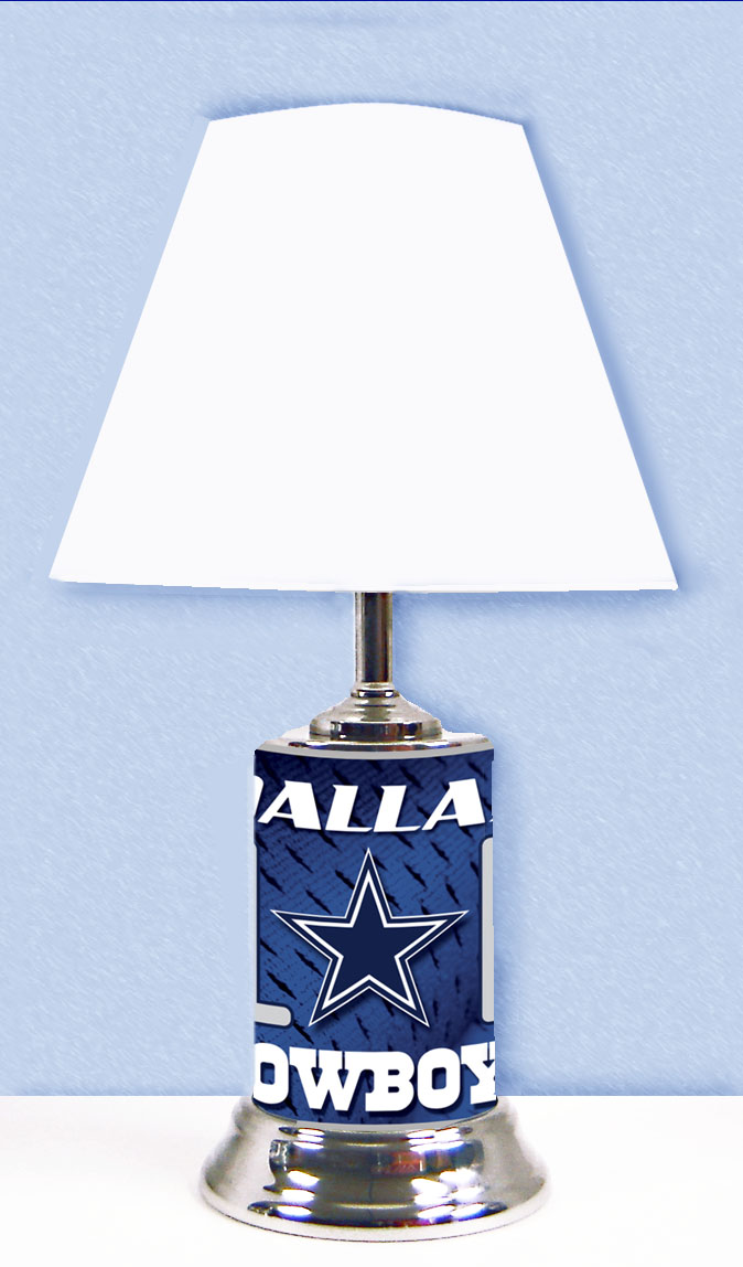 dallas cowboys lamps photo - 1