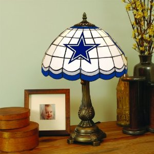 dallas cowboys lamps photo - 3