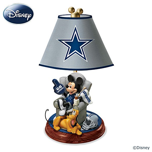 dallas cowboys lamps photo - 6