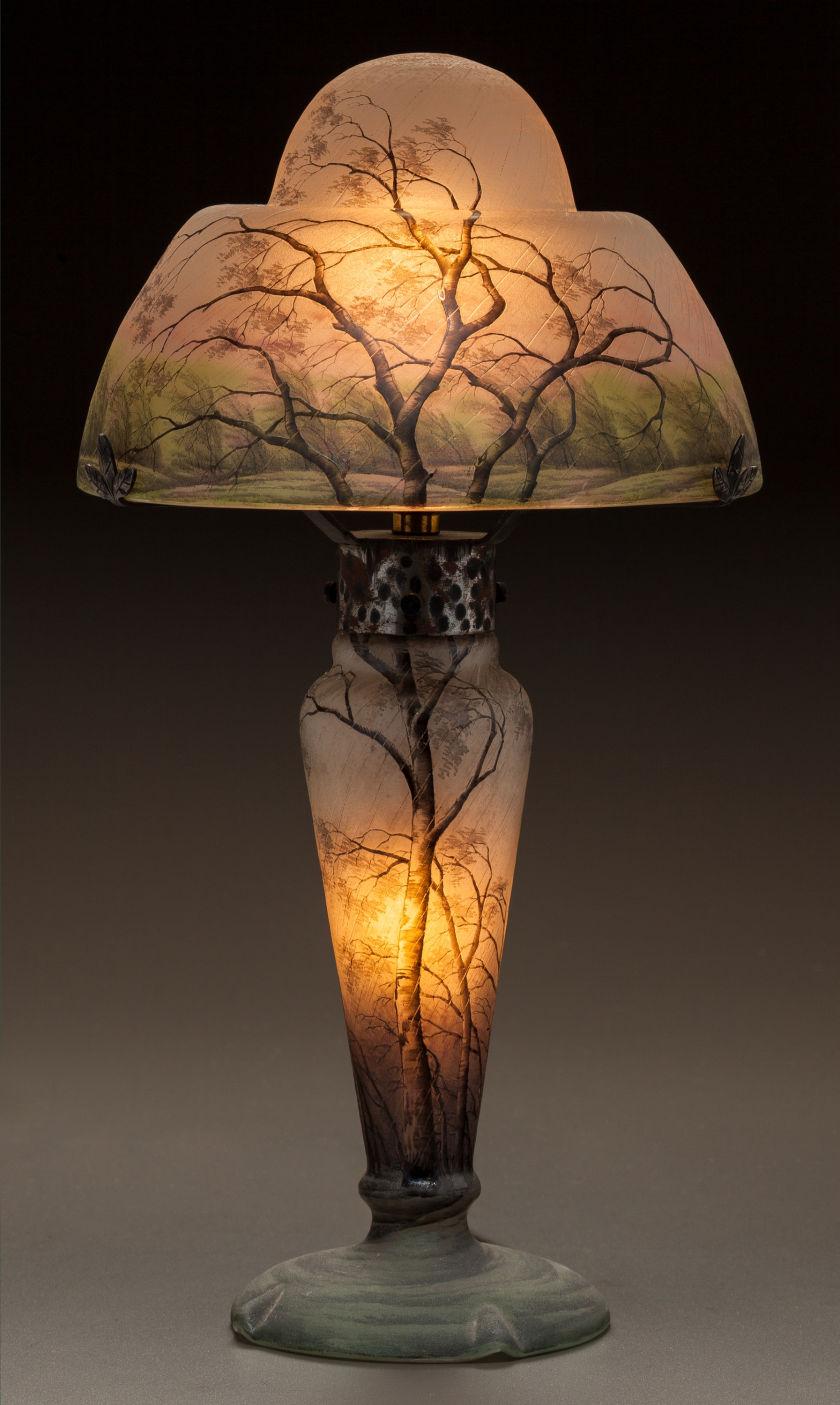 daum nancy lamp photo - 1