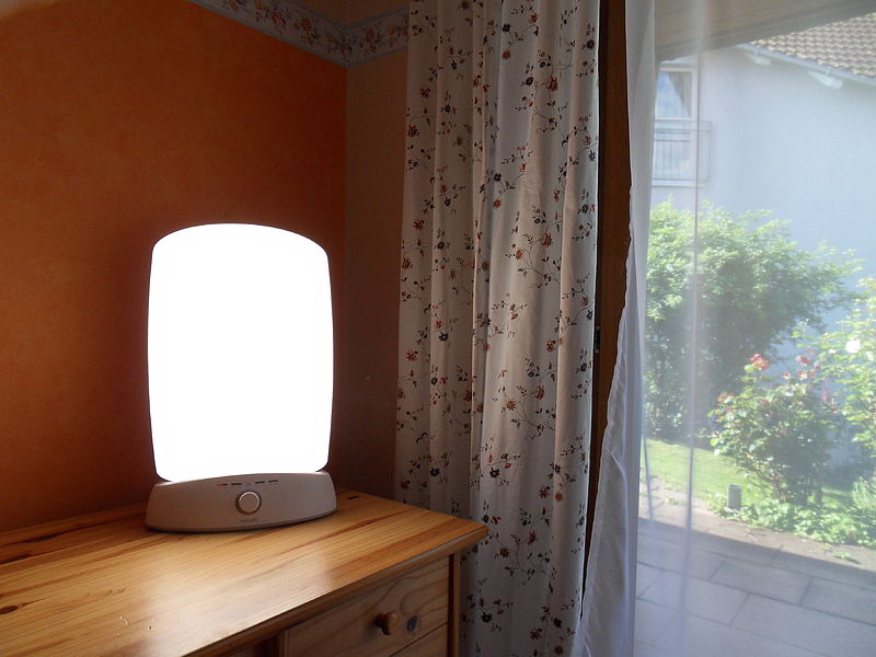 daylight lamp photo - 2