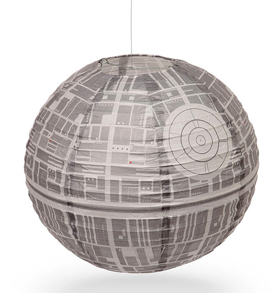 death star lamp photo - 7