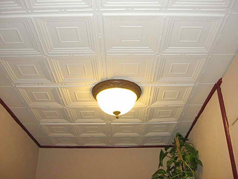decorative ceiling light panels photo - 5