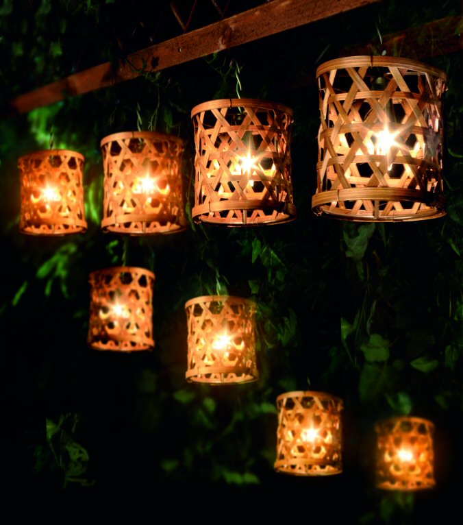 decorative outdoor lights photo - 4