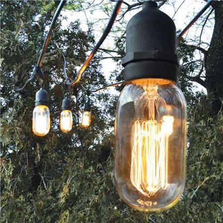 decorative outdoor lights photo - 6