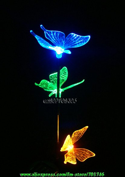 Decorative solar lights outdoor Warisan Lighting