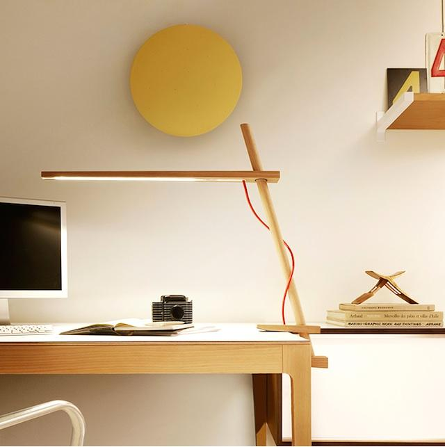 desk lamp clamp photo - 1