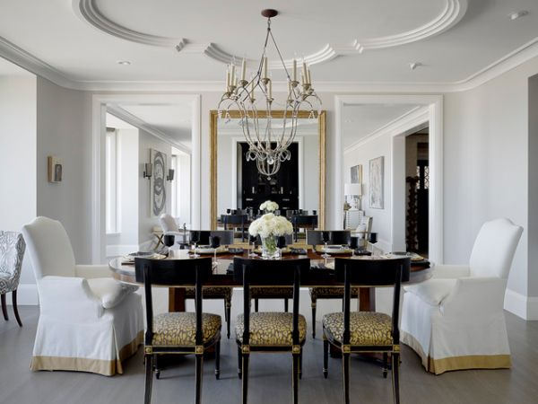 dining room ceiling lights photo - 8