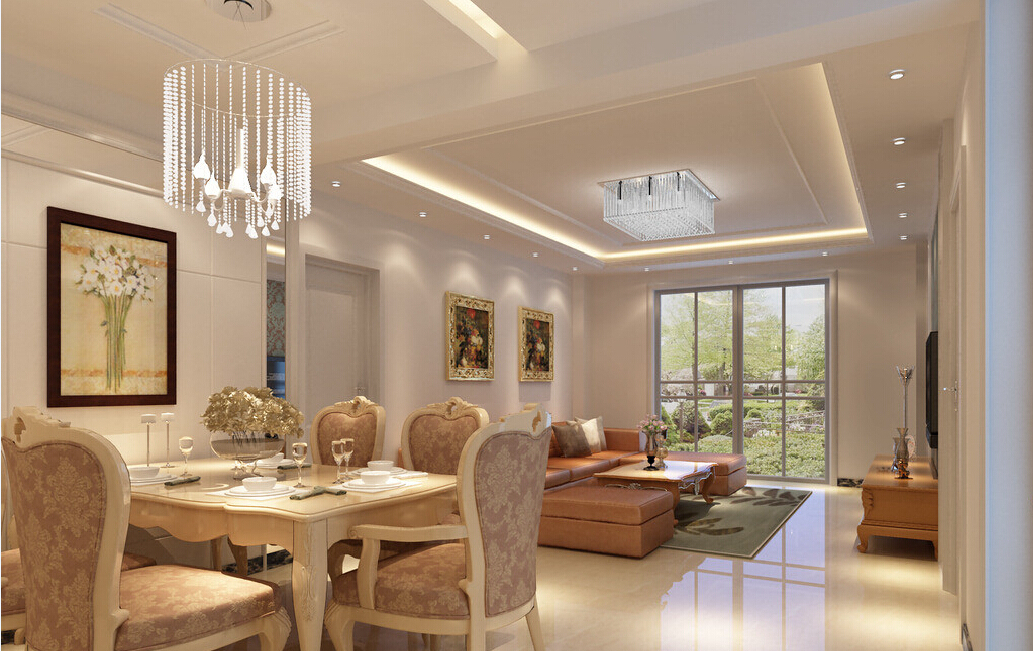 dining room ceiling lights photo - 9