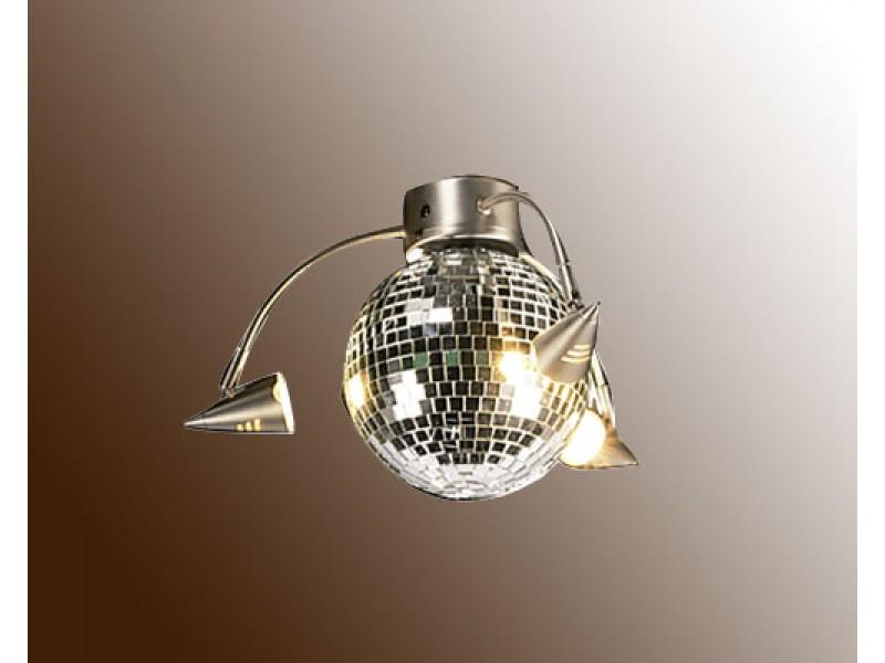 disco ball ceiling fan photo - 3