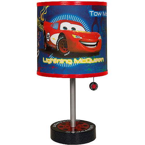 disney cars lamp photo - 2