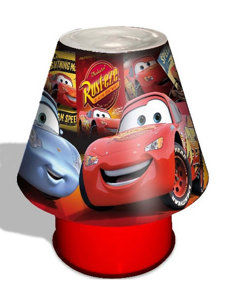 disney cars lamp photo - 3