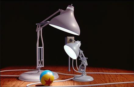 disney pixar lamp photo - 2