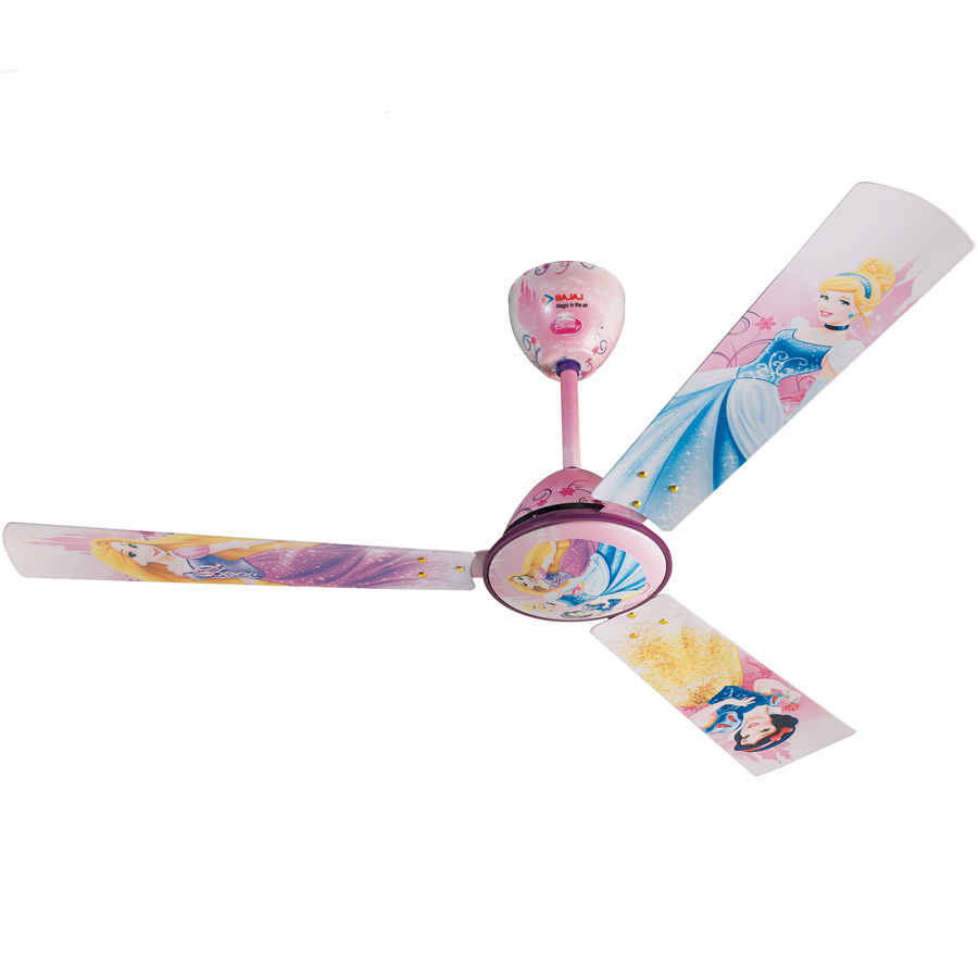 disney princess ceiling fan photo - 1