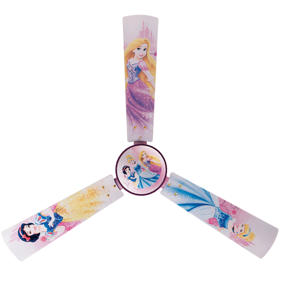 disney princess ceiling fan photo - 5