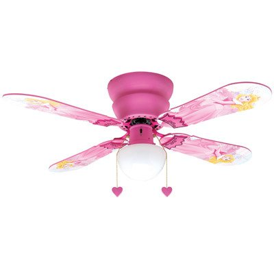 disney princess ceiling fan photo - 8