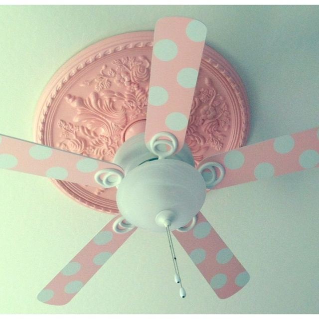diy ceiling fan blades photo - 1