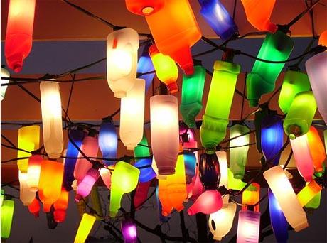 diy ceiling light shades photo - 7